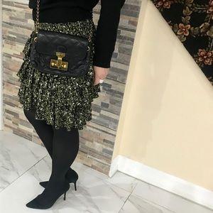Marc Jacobs Black Evening Bag
